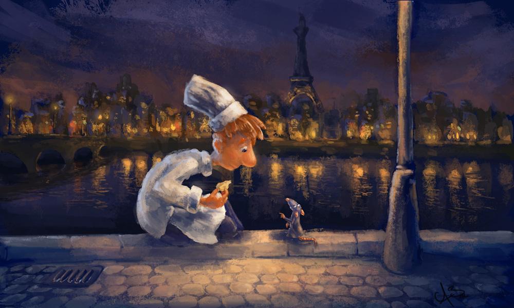 My Favorite Pixar Moment